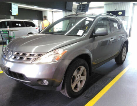 2005 Nissan Murano for sale at HW Used Car Sales LTD in Chicago IL
