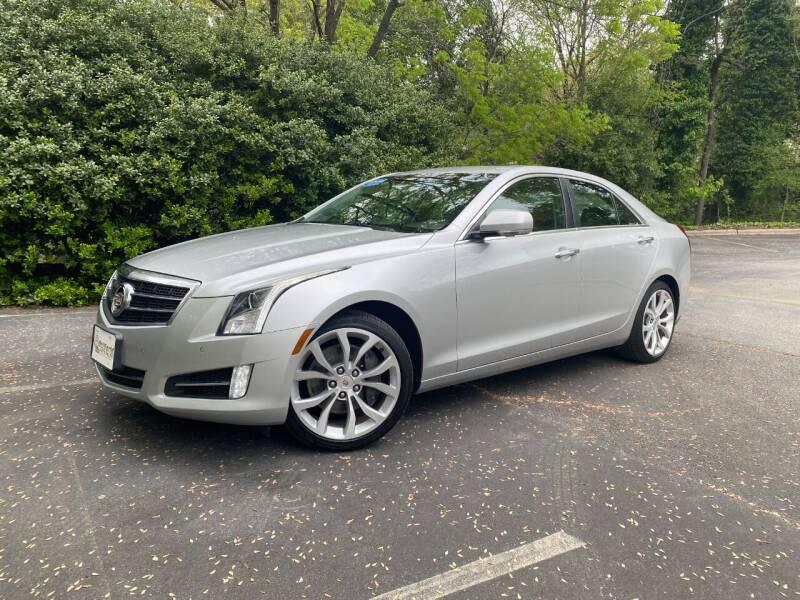 2014 Cadillac ATS for sale at Uniworld Auto Sales LLC. in Greensboro NC