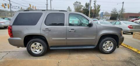 2007 Chevrolet Tahoe for sale at Tims Auto Sales in Rocky Mount NC