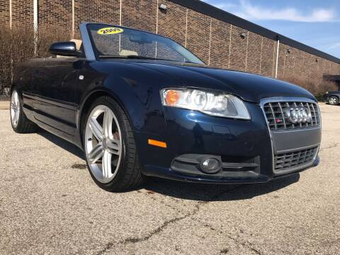 2009 Audi A4 for sale at Classic Motor Group in Cleveland OH