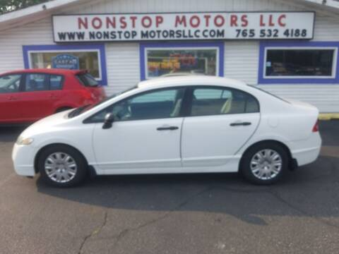 2010 Honda Civic for sale at Nonstop Motors in Indianapolis IN