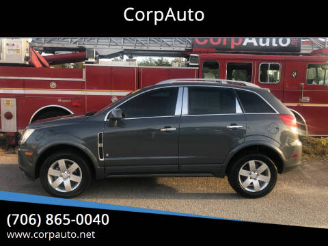 2008 Saturn Vue for sale at CorpAuto in Cleveland GA