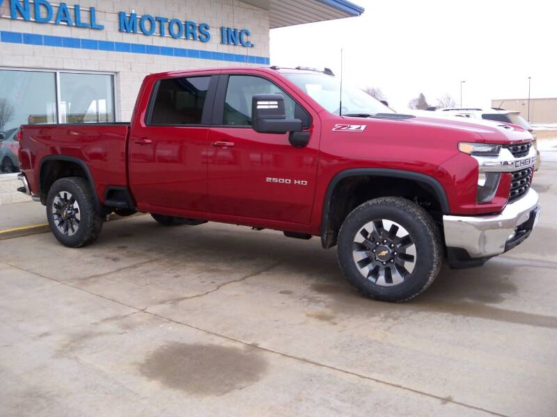 2021 Chevrolet Silverado 2500HD for sale at Tyndall Motors in Tyndall SD