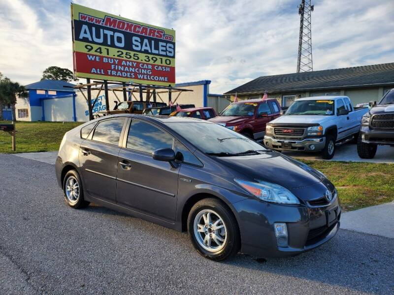 2010 Toyota Prius for sale at Mox Motors in Port Charlotte FL