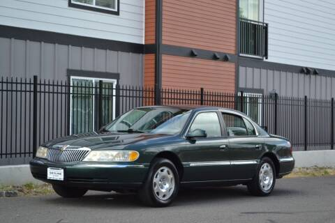 1998 Lincoln Continental for sale at Skyline Motors Auto Sales in Tacoma WA
