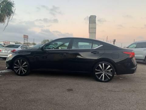 2020 Nissan Altima for sale at Primetime Auto in Corpus Christi TX