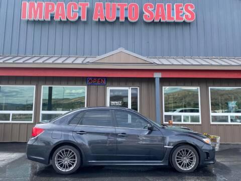 2011 Subaru Impreza for sale at Impact Auto Sales in Wenatchee WA