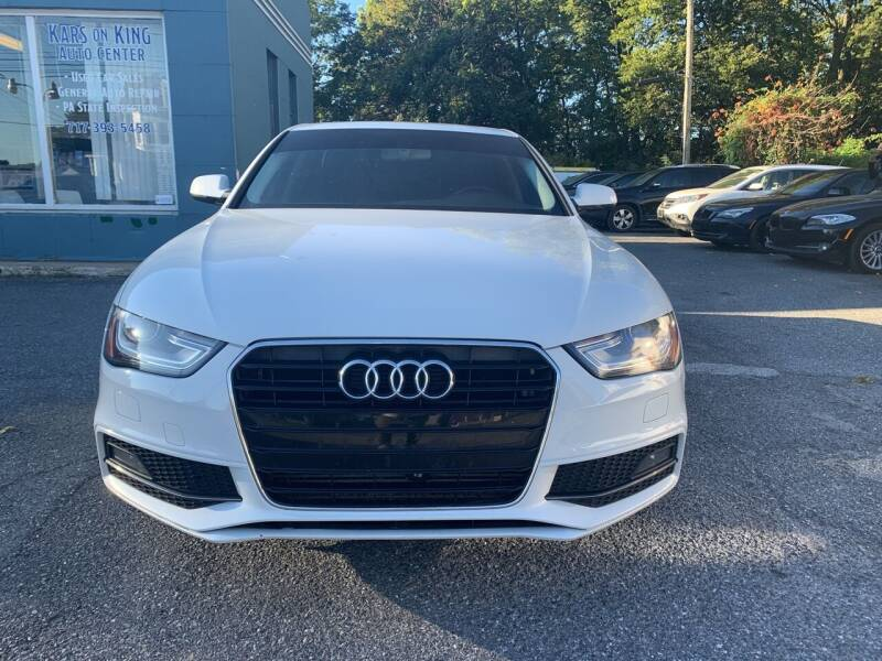 2014 Audi A4 for sale at Kars on King Auto Center in Lancaster PA