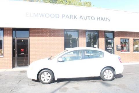 2009 Nissan Sentra for sale at Elmwood Park Auto Haus in Elmwood Park IL