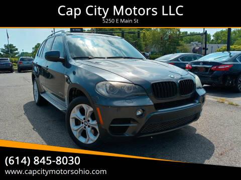 2011 BMW X5 for sale at Cap City Motors LLC in Columbus OH