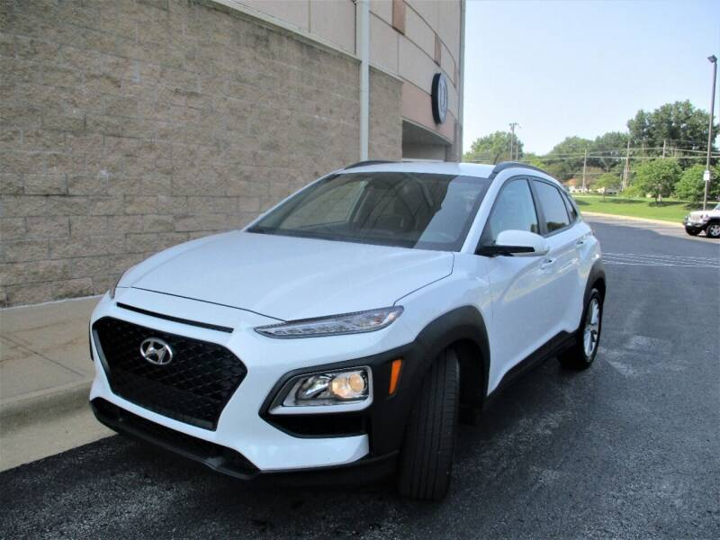 2019 Hyundai Kona for sale at Vantage Motors LLC in Raytown MO