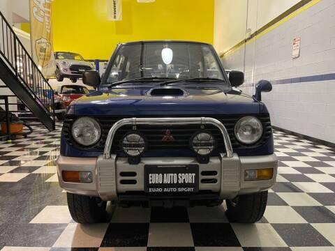 1995 Mitsubishi Mini PAJERO for sale at Euro Auto Sport in Chantilly VA