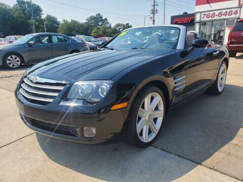 2006 Chrysler Crossfire for sale at Quallys Auto Sales in Olathe KS