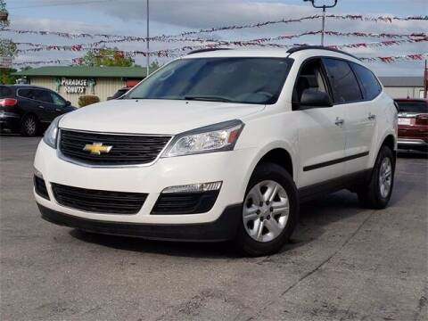 2014 Chevrolet Traverse for sale at Auto Bankruptcy Loans in Chickasha OK