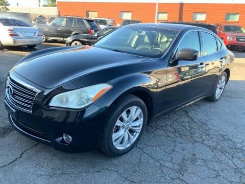 2011 Infiniti M37 for sale at A & R Motors in Richmond VA