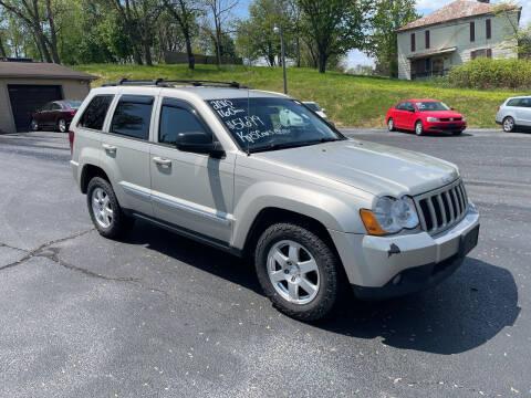 2010 Jeep Grand Cherokee for sale at KP'S Cars in Staunton VA