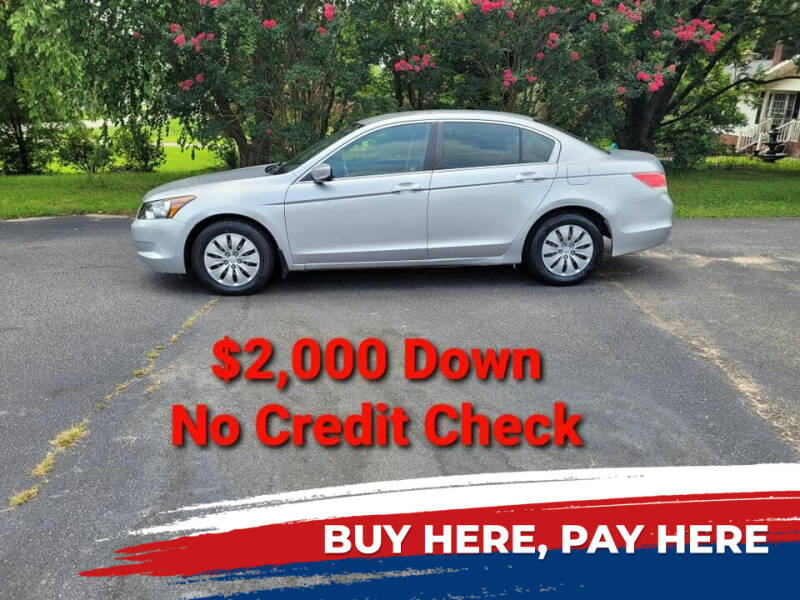 2009 Honda Accord for sale in Durham, NC