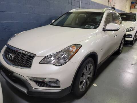 2017 Infiniti QX50 for sale at AW Auto & Truck Wholesalers  Inc. in Hasbrouck Heights NJ