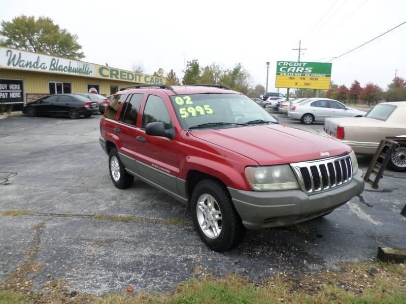 2002 Jeep Grand Cherokee 4dr Laredo 4WD SUV - Bentonville AR