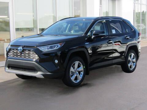 2021 Toyota RAV4 Hybrid for sale at Brunswick Auto Mart in Brunswick OH