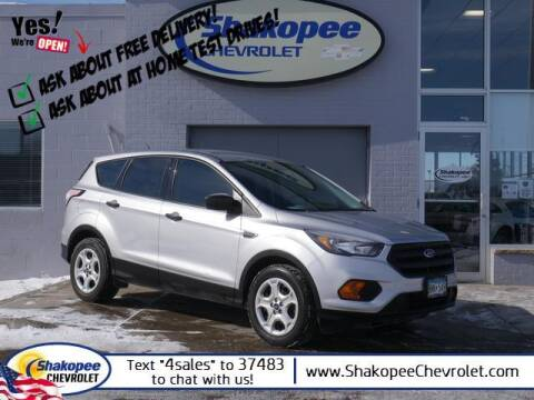 2018 Ford Escape for sale at SHAKOPEE CHEVROLET in Shakopee MN