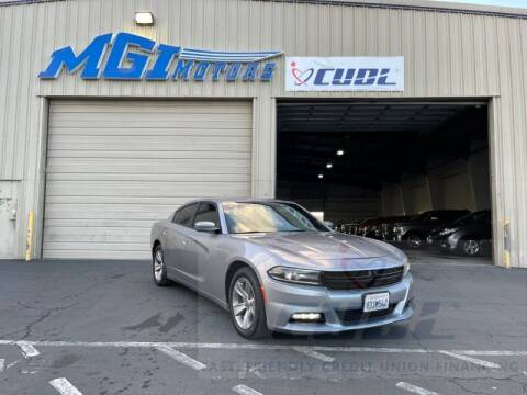 2017 Dodge Charger for sale at MGI Motors in Sacramento CA