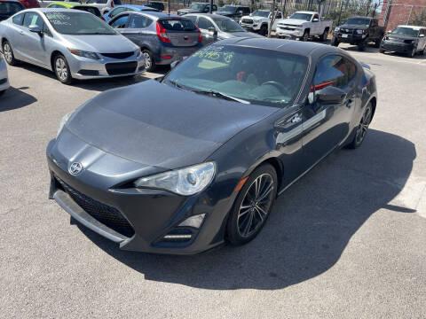 2015 Scion FR-S for sale at Legend Auto Sales in El Paso TX