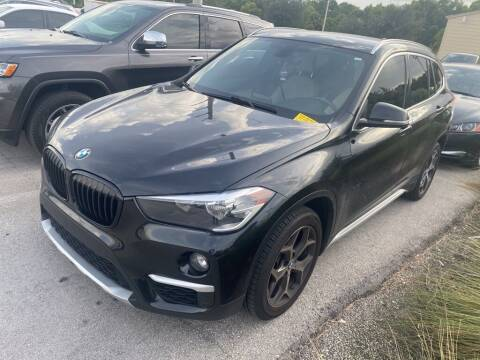 2018 BMW X1 for sale at Infiniti Stuart in Stuart FL