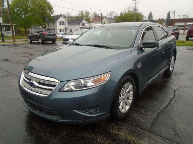 2010 Ford Taurus for sale at Veto Enterprises, Inc. in Sycamore IL