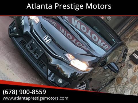 2015 Honda Fit for sale at Atlanta Prestige Motors in Decatur GA