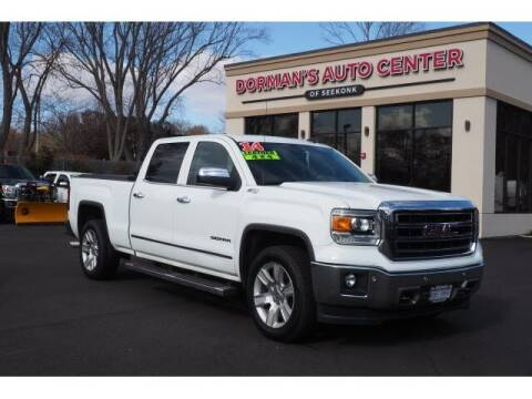 2014 GMC Sierra 1500 for sale at DORMANS AUTO CENTER OF SEEKONK in Seekonk MA