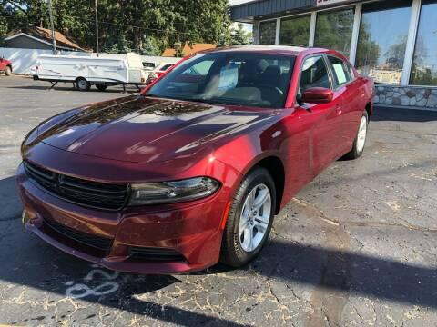 2021 Dodge Charger for sale at Jeffrey Motors in Kenosha WI