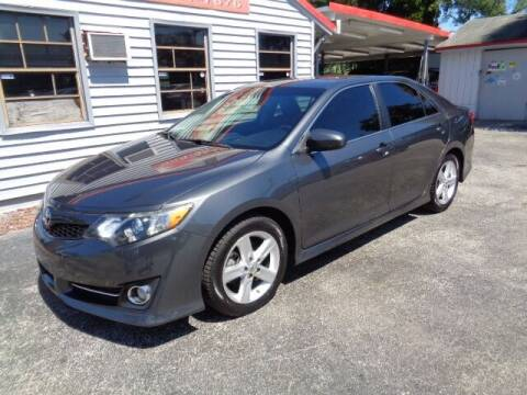2012 Toyota Camry for sale at Z Motors in North Lauderdale FL