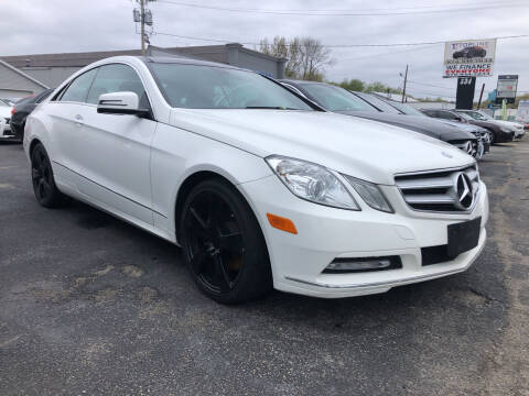 2013 Mercedes-Benz E-Class for sale at Top Line Import in Haverhill MA