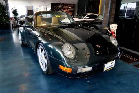 1997 Porsche 911 for sale at OC Autosource in Costa Mesa CA