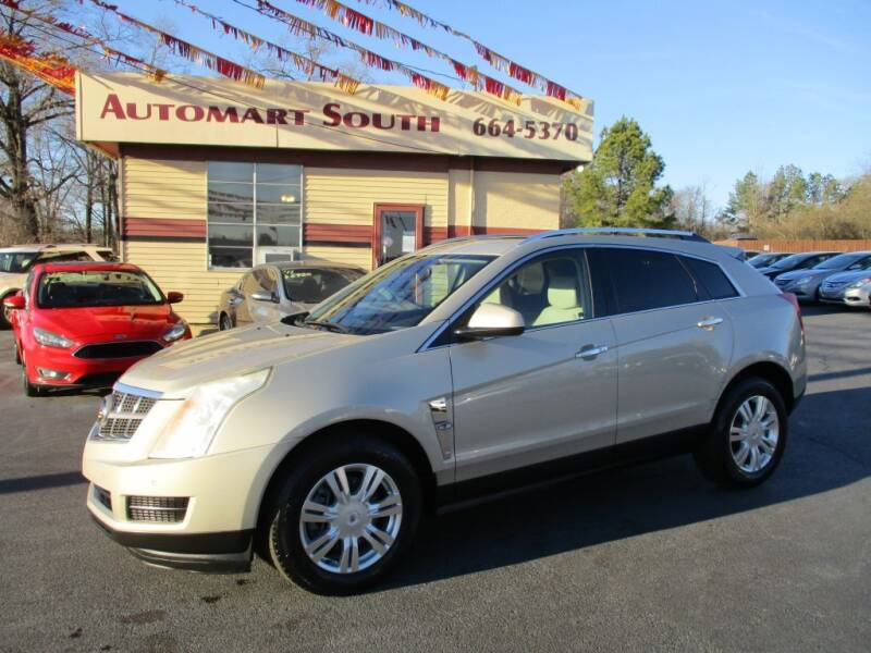 2011 Cadillac SRX for sale at Automart South in Alabaster AL