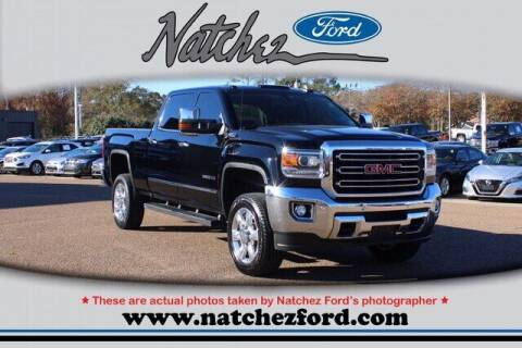 2017 GMC Sierra 2500HD for sale at Auto Group South - Natchez Ford Lincoln in Natchez MS