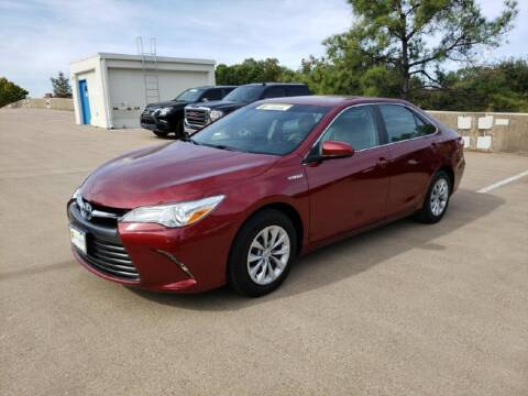 2016 Toyota Camry Hybrid for sale at Global Elite Motors LLC in Wenatchee WA