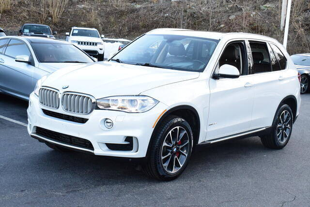 2016 BMW X5 for sale at Automall Collection in Peabody MA
