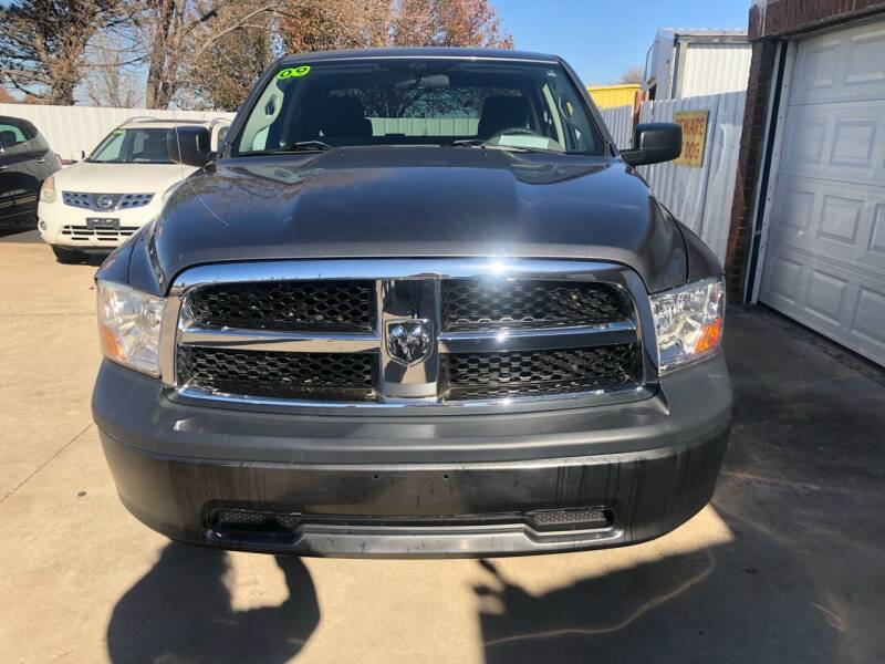 2009 Dodge Ram Pickup 1500 for sale at Moore Imports Auto in Moore OK