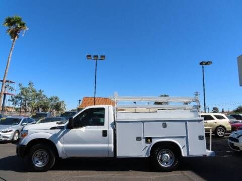 2012 Ford F-250 Super Duty for sale at Jay Auto Sales in Tucson AZ