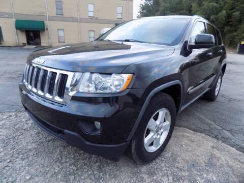 2012 Jeep Grand Cherokee for sale at S.S. Motors LLC in Dallas GA