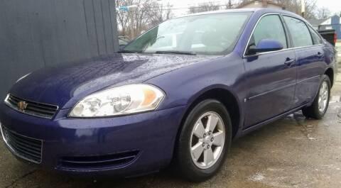 2006 Chevrolet Impala for sale at Heely's Autos in Lexington MI