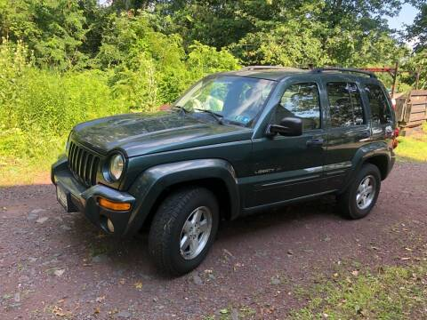 2003 Jeep Liberty for sale at 22nd ST Motors in Quakertown PA