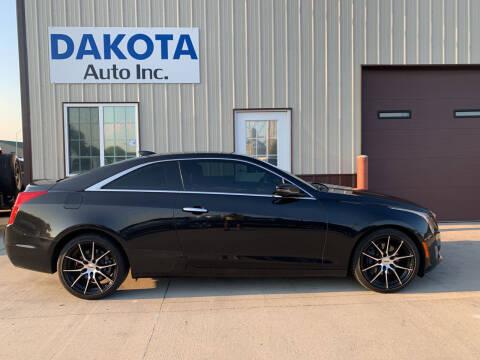 2015 Cadillac ATS for sale at Dakota Auto Inc. in Dakota City NE