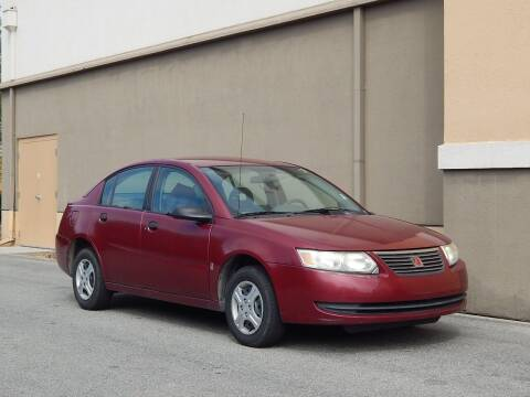 2005 Saturn Ion for sale at Gilroy Motorsports in Gilroy CA