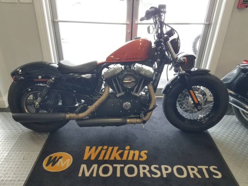2011 Harley-Davidson Sportster Forty-Eight for sale at WILKINS MOTORSPORTS in Brewster NY