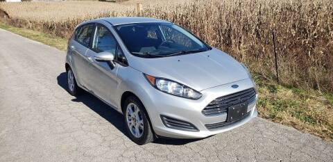 2015 Ford Fiesta for sale at South Kentucky Auto Sales Inc in Somerset KY