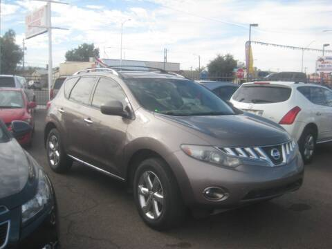 2010 Nissan Murano for sale at Town and Country Motors - 1702 East Van Buren Street in Phoenix AZ