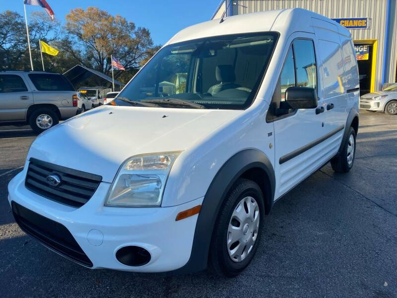 2013 Ford Transit Connect for sale at RoMicco Cars and Trucks in Tampa FL